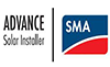sma advance installer logo